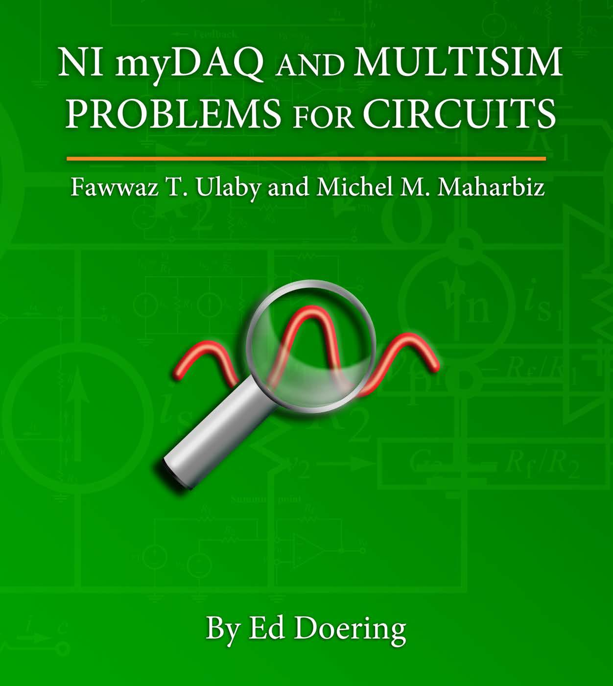 Ni Mydaq And Multisim Problems For Circuits Textbook National Troubleshooting Electrical Training Software