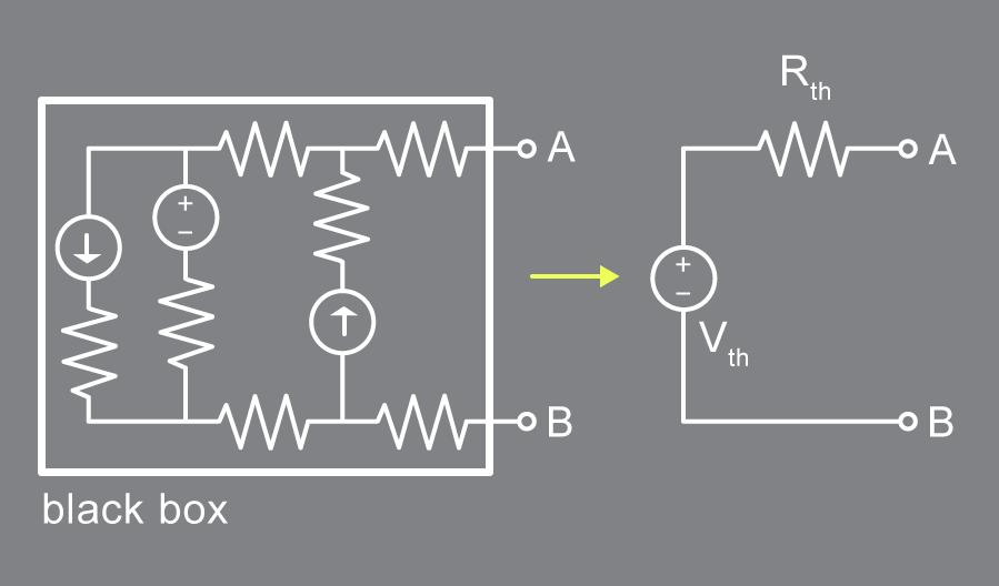 thevenin and norton equivalent circuits