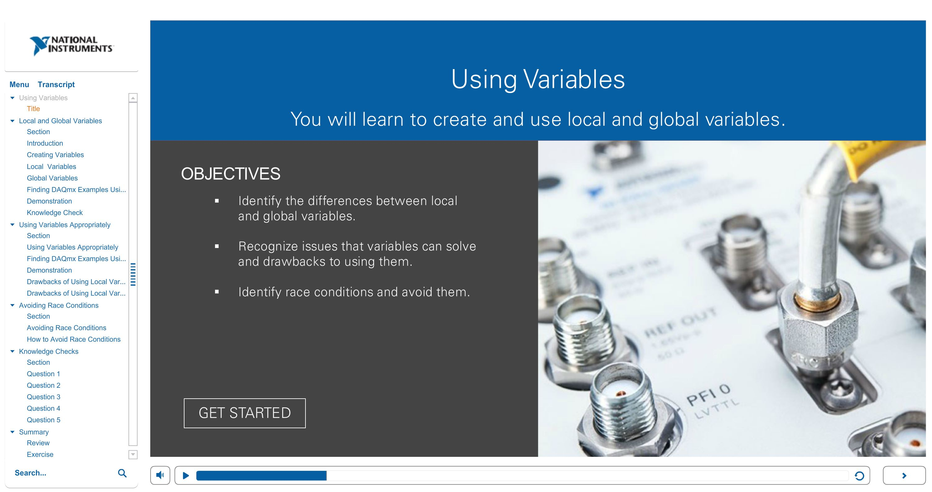 LabVIEW Core 2 Training Course - National Instruments